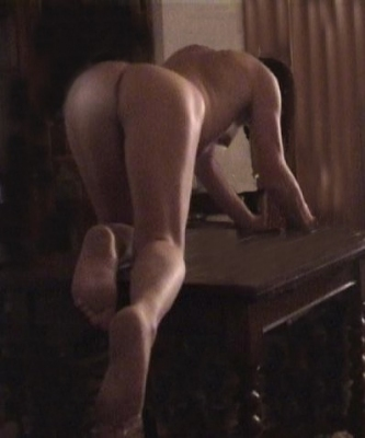 Self lick female contortion