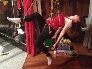 Wendy Martinez - Seminario di sospensioni